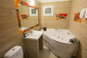 Superior double room with hydromassage bath, Alexandros Hotel, Drama, hotels, rooms, apartments, accommodation, vacations, Drama, Greece