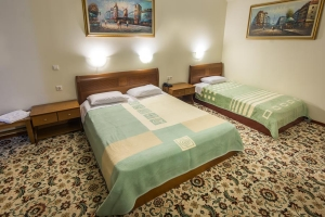 Superior triple room with hydromassage bath, Alexandros Hotel, Drama, hotels, rooms, apartments, accommodation, vacations, Drama, Greece