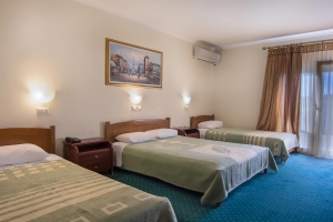 Family room, Alexandros Hotel, Drama, hotels, rooms, apartments, accommodation, vacations, Drama, Greece