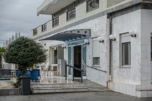Exterior, Alexandros Hotel, Drama, hotels, rooms, apartments, accommodation, vacations, Drama, Greece