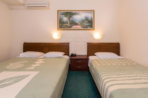 Classic double room, Alexandros Hotel, Drama, hotels, rooms, apartments, accommodation, vacations, Drama, Greece