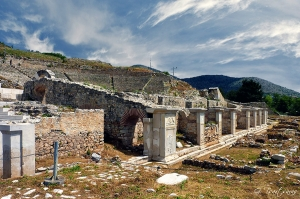 Filippi Ancient Town, Alexandros Hotel, Drama, hotels, rooms, apartments, accommodation, vacations, Drama, Greece